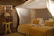 Room at Marlin Lodge in Mozambique