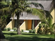 Inhaca Lodge, tropical holiday paradise